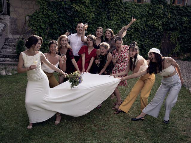 Le mariage de Quentin et Lauraline à Cahors, Lot 22