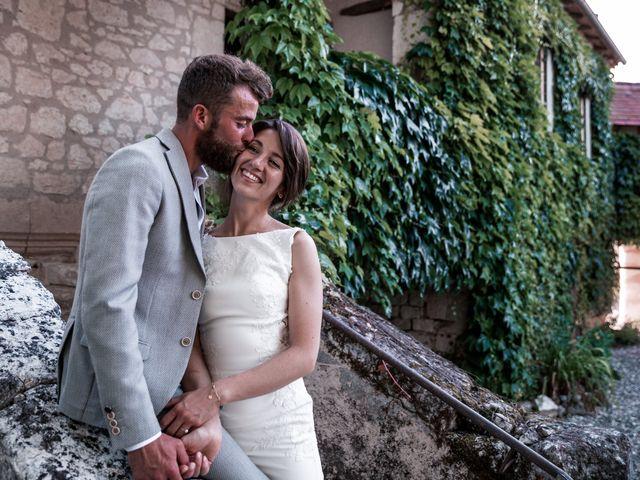 Le mariage de Quentin et Lauraline à Cahors, Lot 25