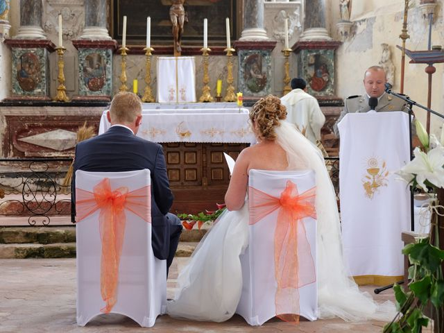 Le mariage de Nicolas et Sabrina à Barbuise, Aube 8