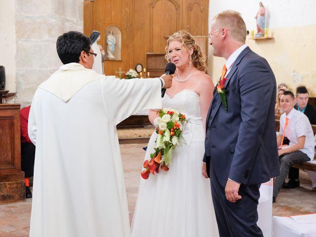 Le mariage de Nicolas et Sabrina à Barbuise, Aube 9