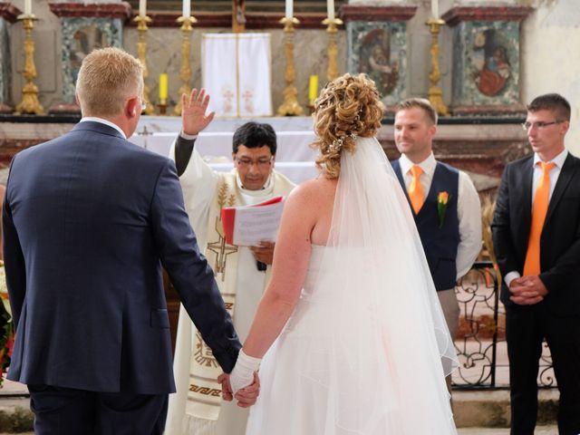 Le mariage de Nicolas et Sabrina à Barbuise, Aube 12