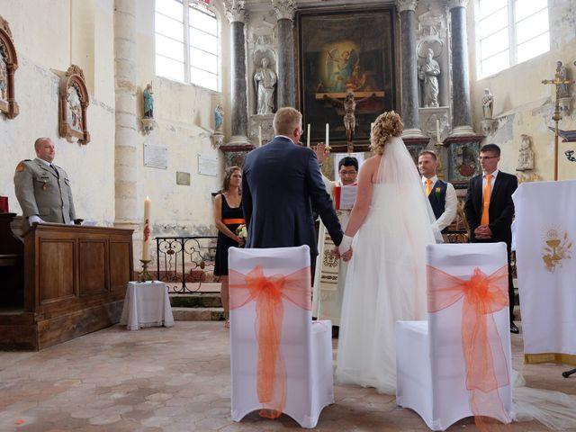 Le mariage de Nicolas et Sabrina à Barbuise, Aube 13