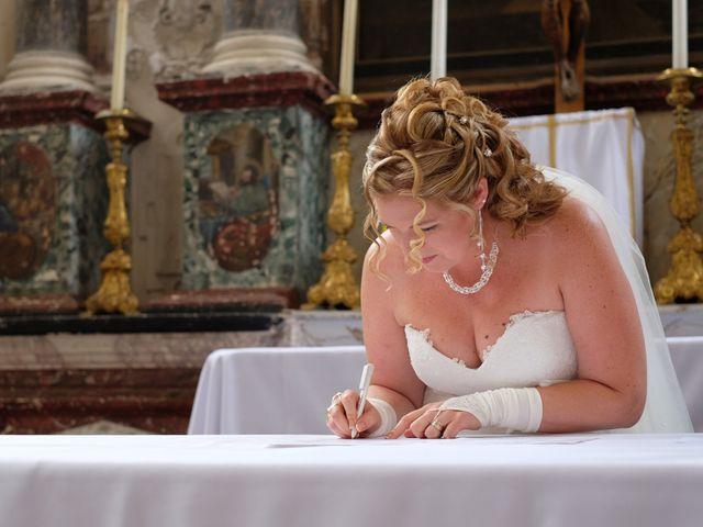 Le mariage de Nicolas et Sabrina à Barbuise, Aube 14