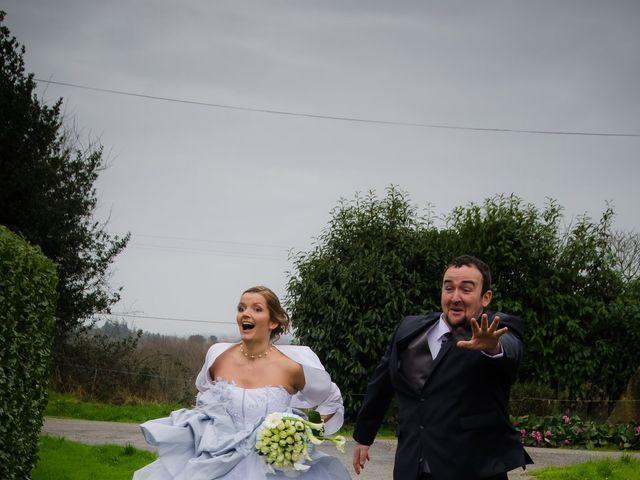 Le mariage de Céline et Ludo à Guern, Morbihan 1