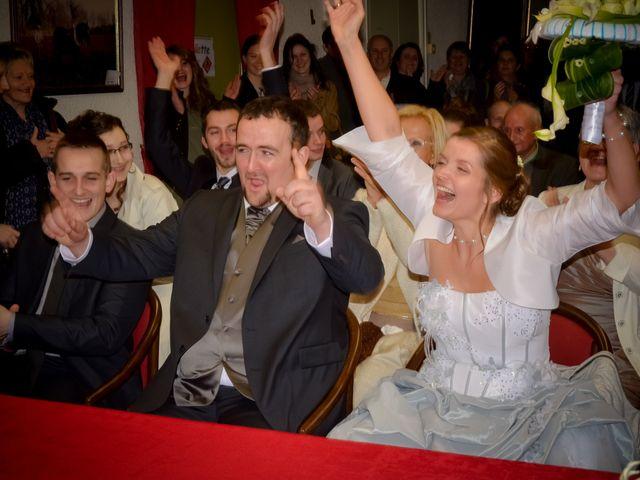 Le mariage de Céline et Ludo à Guern, Morbihan 7