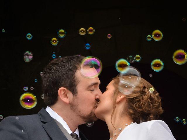Le mariage de Céline et Ludo à Guern, Morbihan 2