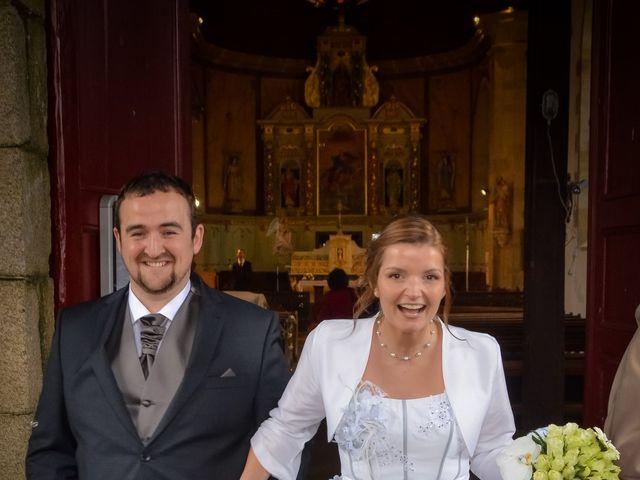 Le mariage de Céline et Ludo à Guern, Morbihan 9