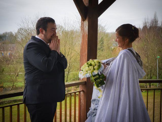 Le mariage de Céline et Ludo à Guern, Morbihan 5