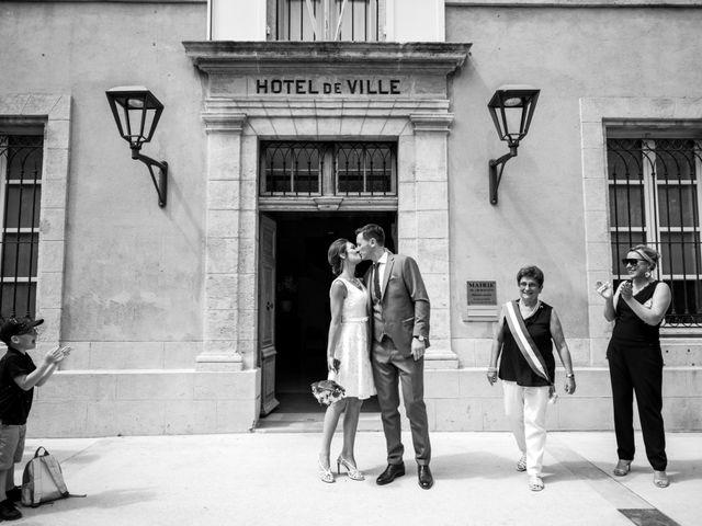 Le mariage de Nicolas et Audrey à Pélissanne, Bouches-du-Rhône 12