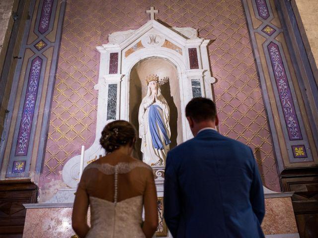 Le mariage de Nicolas et Audrey à Pélissanne, Bouches-du-Rhône 17