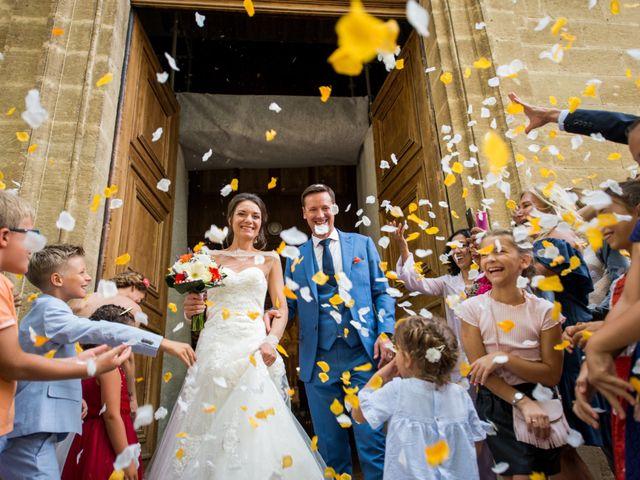 Le mariage de Nicolas et Audrey à Pélissanne, Bouches-du-Rhône 18