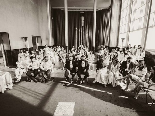 Le mariage de Moshe et Yves à Boulogne-Billancourt, Hauts-de-Seine 5