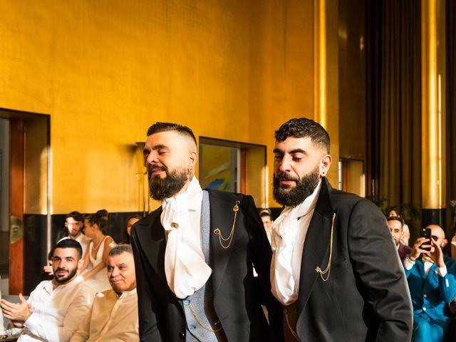 Le mariage de Moshe et Yves à Boulogne-Billancourt, Hauts-de-Seine 8