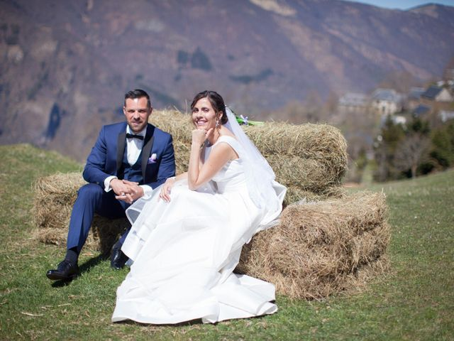 Le mariage de Laetitia et Lorin