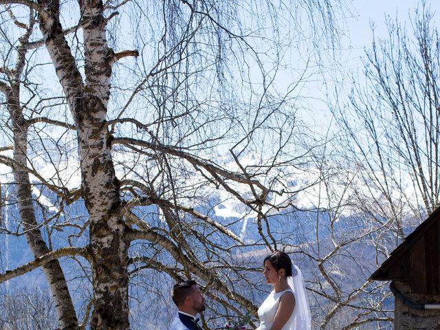 Le mariage de Lorin et Laetitia à Artigue, Haute-Garonne 7