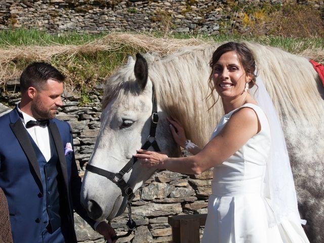 Le mariage de Lorin et Laetitia à Artigue, Haute-Garonne 8
