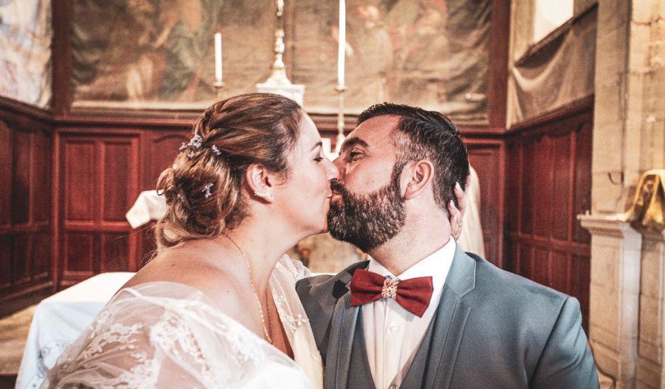 Le mariage de Rafael et Myriam à Mourens, Gironde