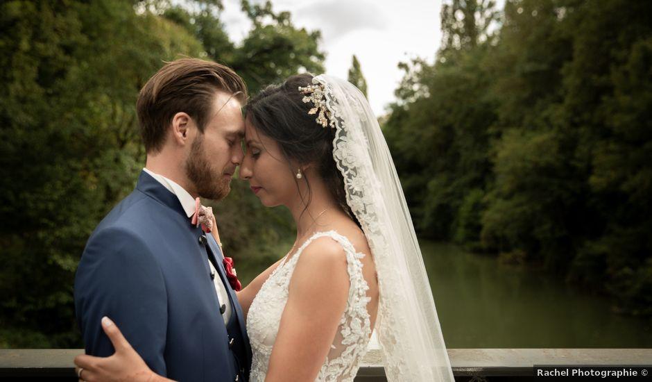Le mariage de Jean-Vincent et Sahra à Nérac, Lot-et-Garonne