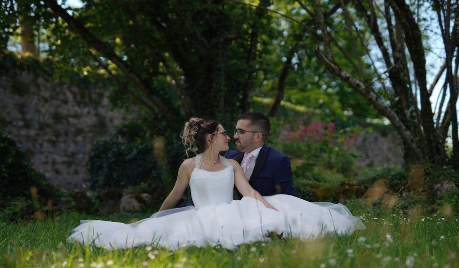 Le mariage de Benjamin  et Laëtitia  à Figeac, Lot