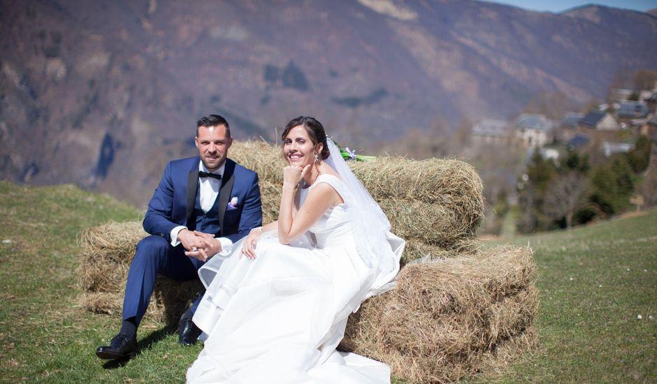 Le mariage de Lorin et Laetitia à Artigue, Haute-Garonne