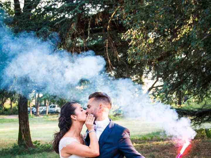 Le mariage de Elodie et Anthony