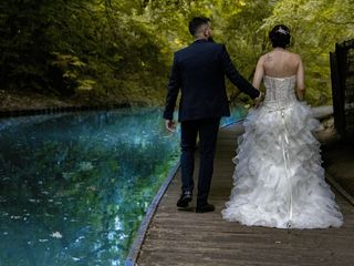 Le mariage de Julien et Violaine