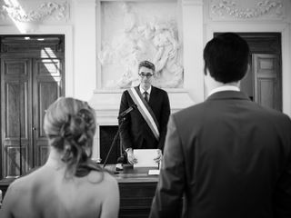 Le mariage de Mélissandre et Damien 3