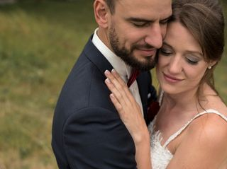 Le mariage de Regina et Antoine