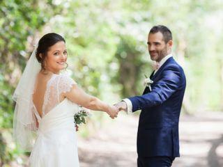 Le mariage de Stéphanie et Loïc