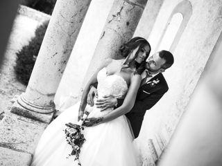 Le mariage de Arbia et Paul