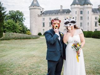Le mariage de Marion et Stan