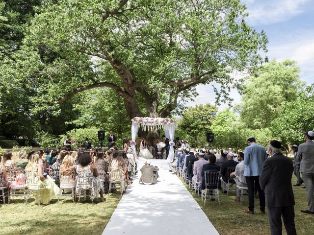 Le mariage de Ilan et Jessica à Galluis, Yvelines 8