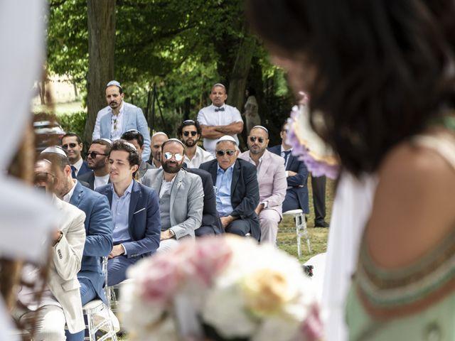 Le mariage de Ilan et Jessica à Galluis, Yvelines 11