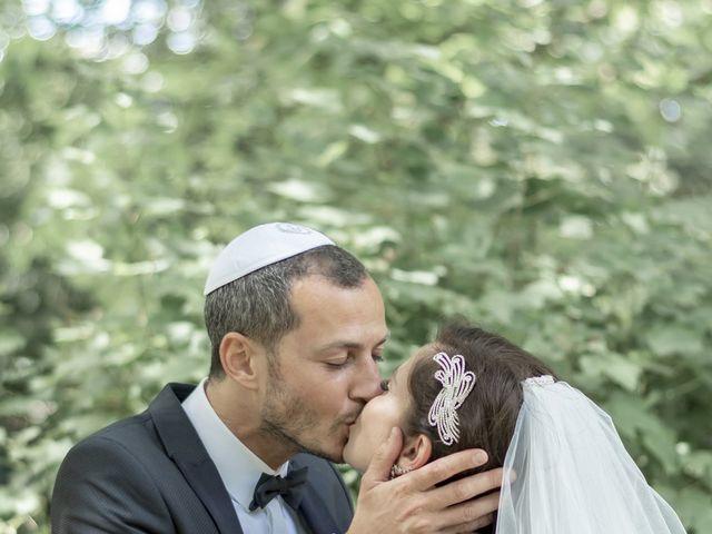 Le mariage de Ilan et Jessica à Galluis, Yvelines 13