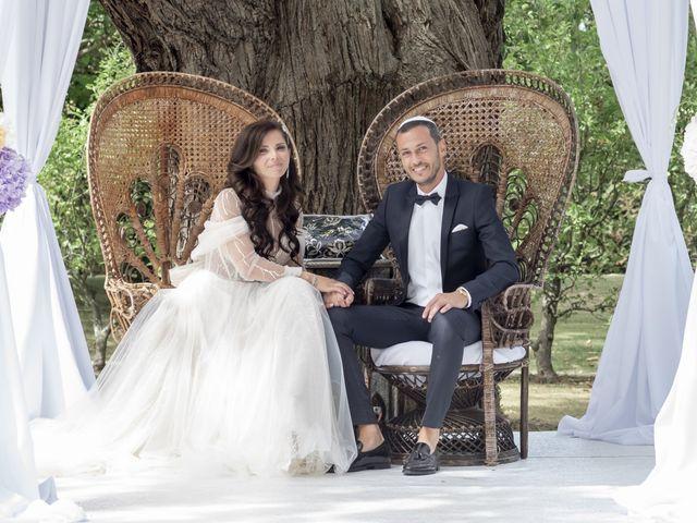 Le mariage de Jessica et Ilan