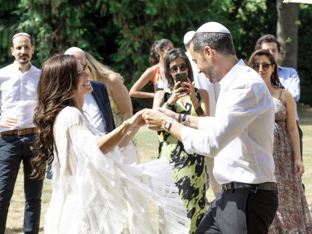 Le mariage de Ilan et Jessica à Galluis, Yvelines 21