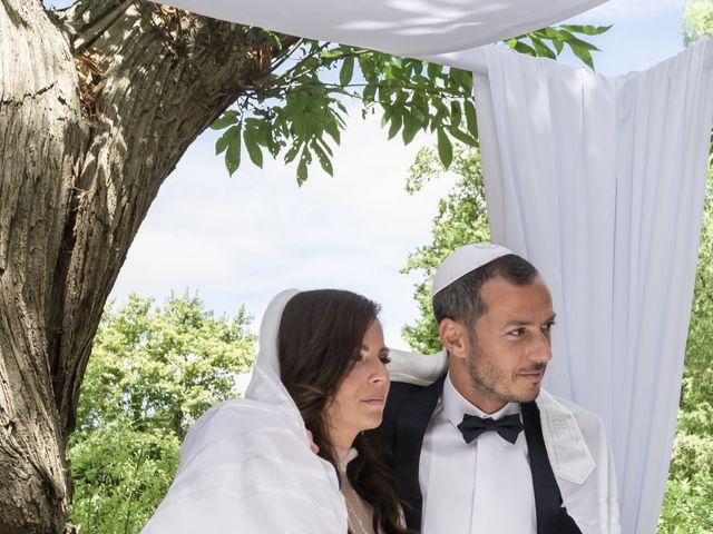Le mariage de Ilan et Jessica à Galluis, Yvelines 10