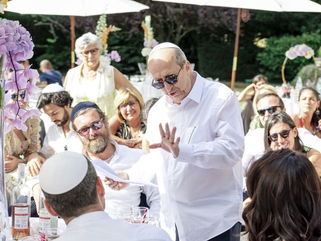 Le mariage de Ilan et Jessica à Galluis, Yvelines 16