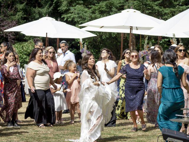 Le mariage de Ilan et Jessica à Galluis, Yvelines 24