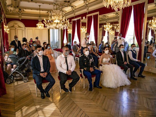 Le mariage de Violaine et Julien à Champigny-sur-Marne, Val-de-Marne 16