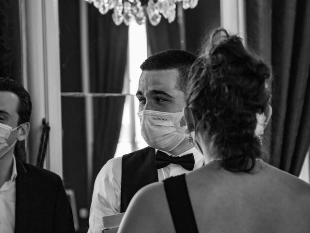 Le mariage de Violaine et Julien à Champigny-sur-Marne, Val-de-Marne 18