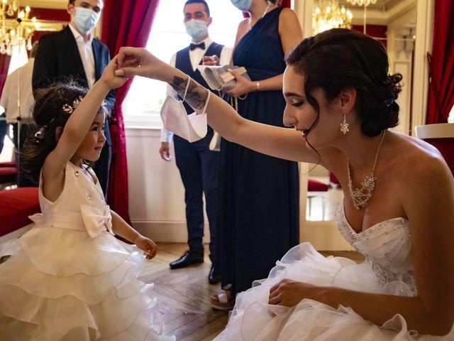 Le mariage de Violaine et Julien à Champigny-sur-Marne, Val-de-Marne 19