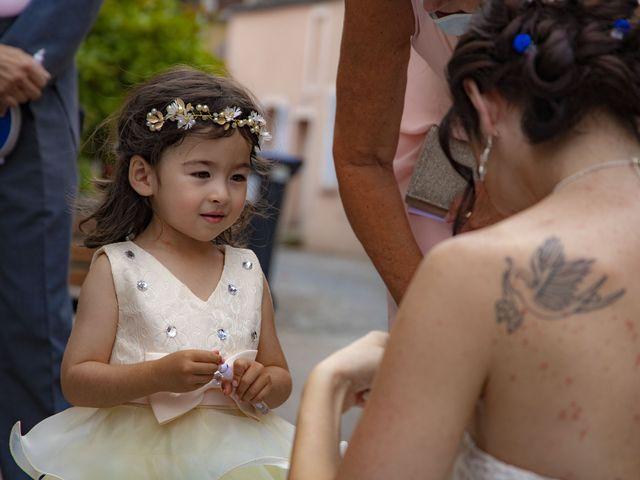 Le mariage de Violaine et Julien à Champigny-sur-Marne, Val-de-Marne 30