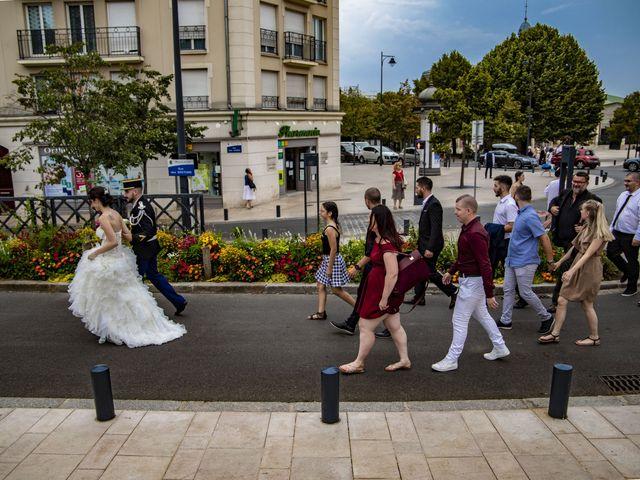 Le mariage de Violaine et Julien à Champigny-sur-Marne, Val-de-Marne 34
