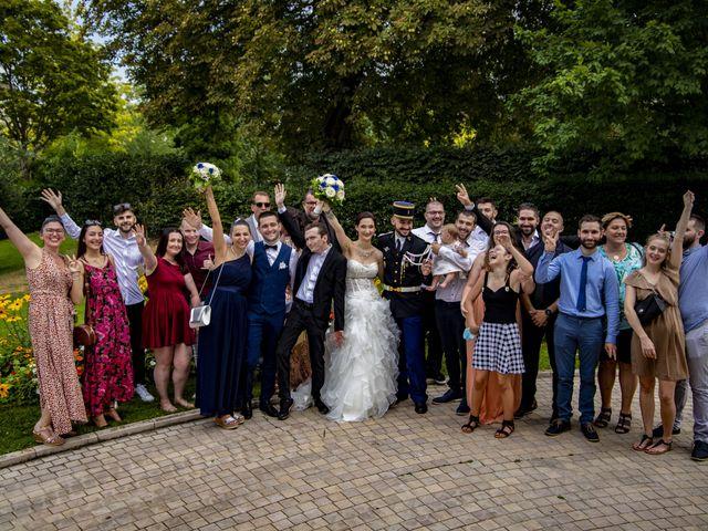 Le mariage de Violaine et Julien à Champigny-sur-Marne, Val-de-Marne 35