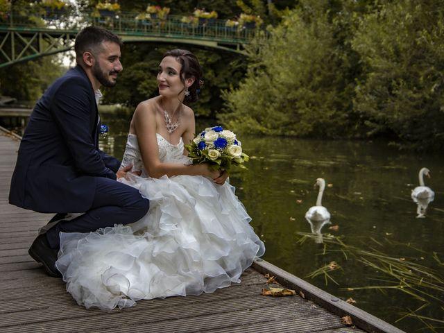 Le mariage de Violaine et Julien à Champigny-sur-Marne, Val-de-Marne 39