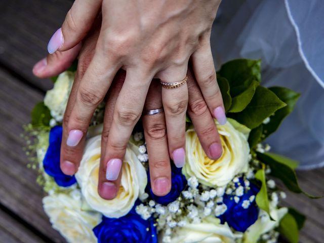 Le mariage de Violaine et Julien à Champigny-sur-Marne, Val-de-Marne 40