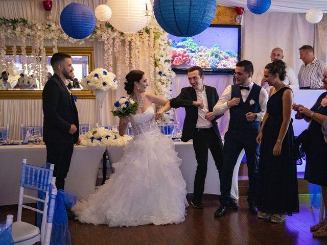 Le mariage de Violaine et Julien à Champigny-sur-Marne, Val-de-Marne 46