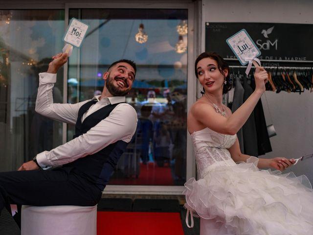 Le mariage de Violaine et Julien à Champigny-sur-Marne, Val-de-Marne 52