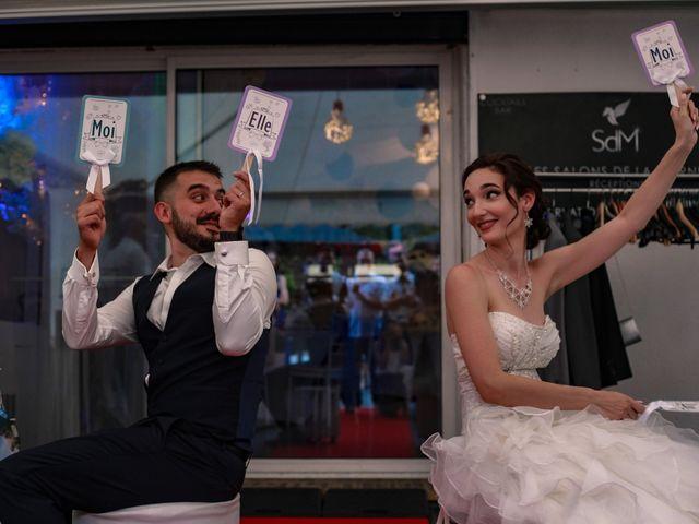 Le mariage de Violaine et Julien à Champigny-sur-Marne, Val-de-Marne 53